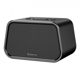 Baseus Encok Portable Bluetooth Speaker - E02 - Black - 6