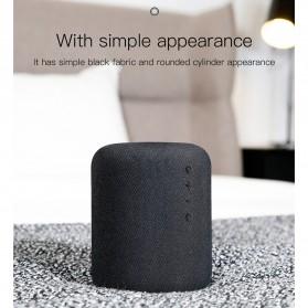 Baseus Encok Portable Bluetooth Speaker with Wireless Charging - E50 - Black - 2