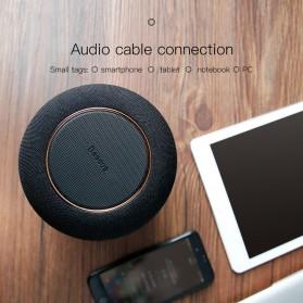 Baseus Encok Portable Bluetooth Speaker with Wireless Charging - E50 - Black - 4