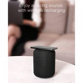Baseus Encok Portable Bluetooth Speaker with Wireless Charging - E50 - Black - 5