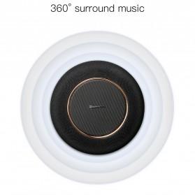 Baseus Encok Portable Bluetooth Speaker with Wireless Charging - E50 - Black - 6