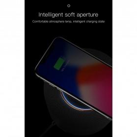 Baseus Encok Portable Bluetooth Speaker with Wireless Charging - E50 - Black - 7