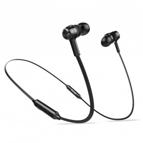 Baseus Encok Neckband Bluetooth Earphone - S06 - Black
