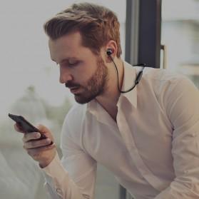Baseus Encok Neckband Bluetooth Earphone - S06 - Black - 3