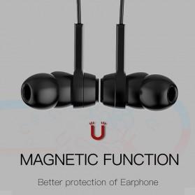Baseus Encok Neckband Bluetooth Earphone - S06 - Black - 4