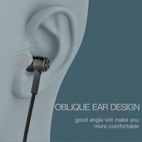 Baseus Encok Neckband Bluetooth Earphone - S06 - Black - 7