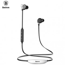 Baseus Neckband Bluetooth Earphone - S03 - Black
