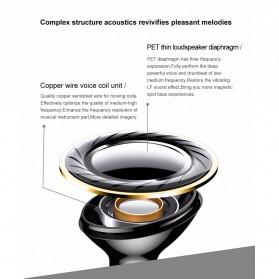 Baseus Encok Neckband Bluetooth Earphone - S16 - Black - 9