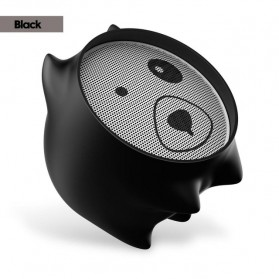 Baseus Dogz Portable Bluetooth Speaker - E06 - Black