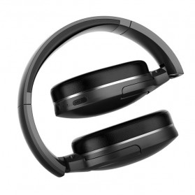 Baseus Encok D02 Foldable Wireless Bluetooth Headphones with Mic - Black - 5