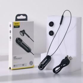 Baseus Encok Bluetooth Earphone 5.0 - NGA06-01 - Black - 10