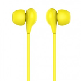 HOCO M13 Earphone with Mic - Black - 6