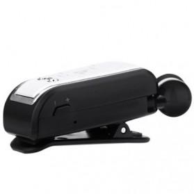 HOCO Clip-on Bluetooth Headset Earphone - E4 - Black - 5