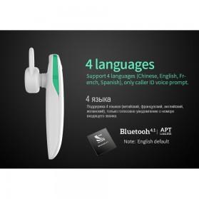 HOCO Wireless Bluetooth Headset - E1 - Black - 6