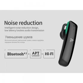 HOCO Wireless Bluetooth Headset - E1 - Black - 7