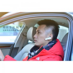 HOCO Wireless Bluetooth Headset - E1 - Black - 9