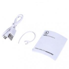 HOCO Wireless Bluetooth Headset - EPB04 - Golden - 8