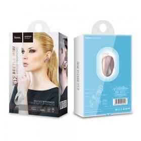 HOCO Mini Beetle Wireless Bluetooth Headset - E12 - Black - 7