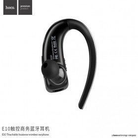 HOCO Touch Wireless Bluetooth Headset - E10 - Gray - 3
