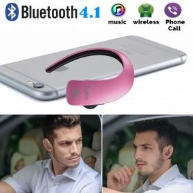 HOCO Touch Wireless Bluetooth Headset - E10 - Gray - 7