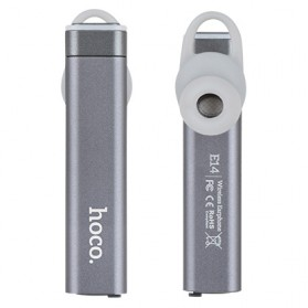 HOCO Impetuous Wireless Bluetooth Headset - E14 - Gray