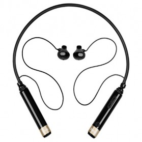 HOCO Delighted Wireless Bluetooth Earphone - ES6 - Black