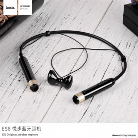 HOCO Delighted Wireless Bluetooth Earphone - ES6 - Black - 2
