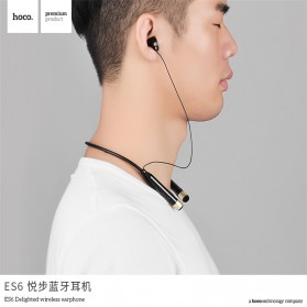 HOCO Delighted Wireless Bluetooth Earphone - ES6 - Black - 6