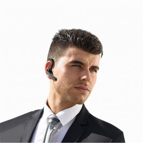 HOCO Rede Business Bluetooth Headset - E15 - Black - 7