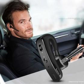 HOCO Rede Business Bluetooth Headset - E15 - Black - 8