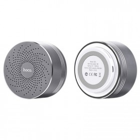 HOCO Swirl Portable Bluetooth Speaker - BS5 - Black