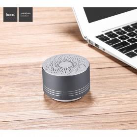 HOCO Swirl Portable Bluetooth Speaker - BS5 - Black - 4