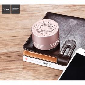 HOCO Swirl Portable Bluetooth Speaker - BS5 - Black - 6