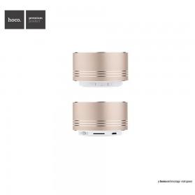 HOCO Swirl Portable Bluetooth Speaker - BS5 - Black - 7