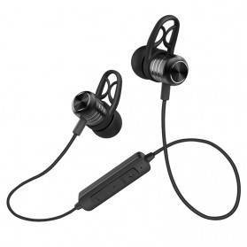 HOCO Wireless Bluetooth Earphone - ES14 - Black - 4