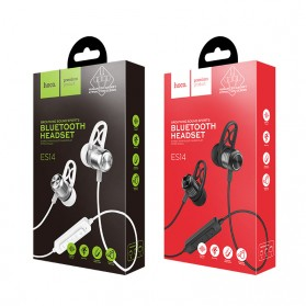 HOCO Wireless Bluetooth Earphone - ES14 - Black - 6