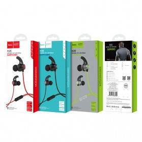 HOCO Joy Earphone dengan Mic - M35 - Black - 6