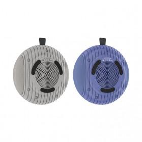 HOCO Sonant Portable Bluetooth Speaker Wireless 5W - BS20 - Gray - 4