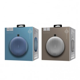 HOCO Sonant Portable Bluetooth Speaker Wireless 5W - BS20 - Gray - 7