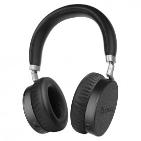 HOCO Nature Sound Wireless Bluetooth Headphones Intelligent Noise Reduction - S3 - Black