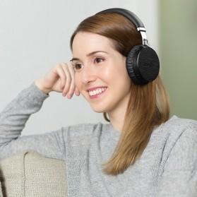 HOCO Nature Sound Wireless Bluetooth Headphones Intelligent Noise Reduction - S3 - Black - 7
