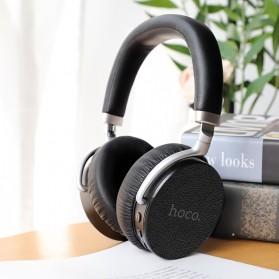HOCO Nature Sound Wireless Bluetooth Headphones Intelligent Noise Reduction - S3 - Black - 8