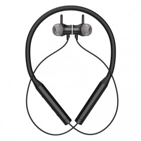 HOCO Joyful Neckband Wireless Bluetooth Earphone Noise Reduction - S2 - Black - 2
