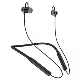 HOCO Joyful Neckband Wireless Bluetooth Earphone Noise Reduction - S2 - Black - 3