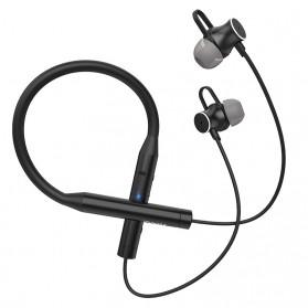 HOCO Joyful Neckband Wireless Bluetooth Earphone Noise Reduction - S2 - Black - 4