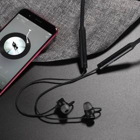 HOCO Joyful Neckband Wireless Bluetooth Earphone Noise Reduction - S2 - Black - 5