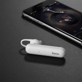 HOCO Free Sound Wireless Bluetooth Headset with Mic - E36 - Black - 6