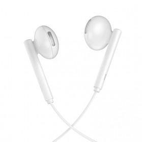 HOCO Acoustic Earphone Earpod USB Type C with Mic - L10 - White - 3