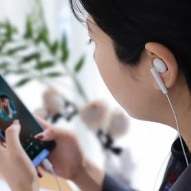 HOCO Acoustic Earphone Earpod USB Type C with Mic - L10 - White - 8