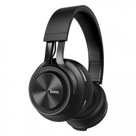 HOCO Talent Sound Wireless Bluetooth Headphone - W22 - Black